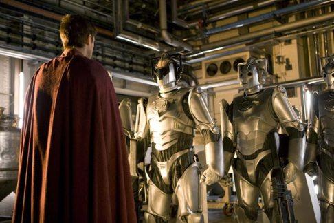 Dr Who - Cybermen