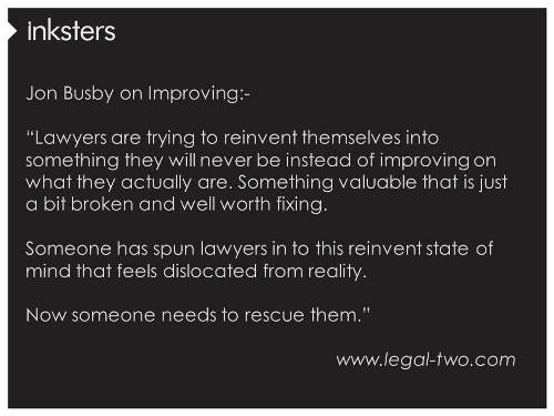 Improving - Reinvent Law London 2014 - Slide 02