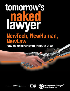 Tomorrow's Naked Lawyer