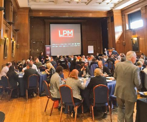 Legal Practice Management Conference 2015 (Lunch)