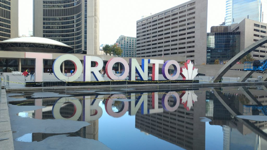 Legal Innovation in Toronto